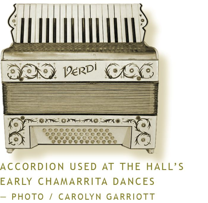 Chamarrita Accordion